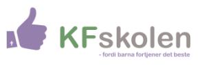 kf-skolen logo