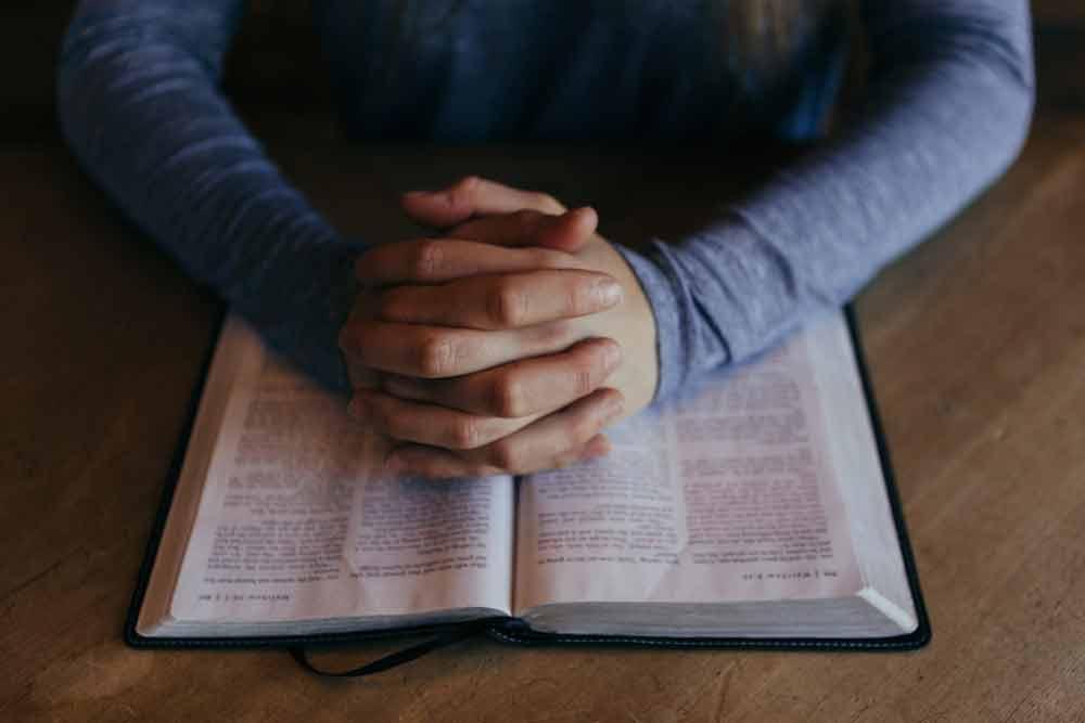 Bibelkveld (påmelding)
